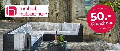 Chf 50 Möbel Hubacher Gutschein Bei Anmeldung Zum Newsletter